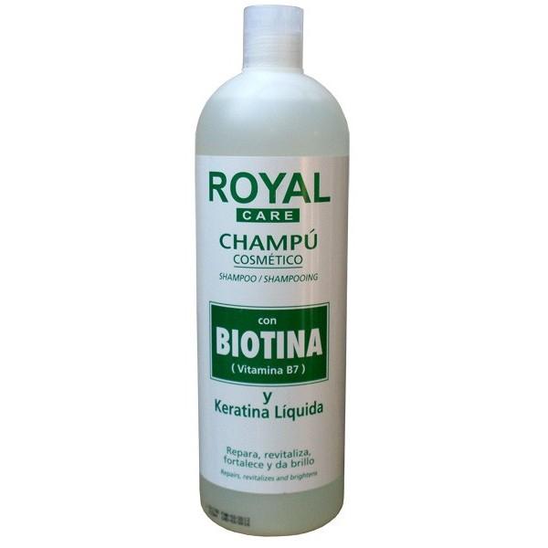 Royal Shampoo with Biotin - Shop Triodeluxe Cosmetics