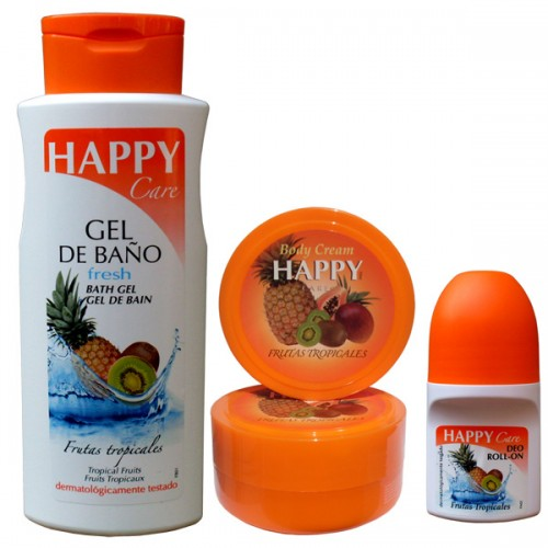 Promo Happy Tropical
