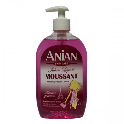 Moussant Liquid Soap