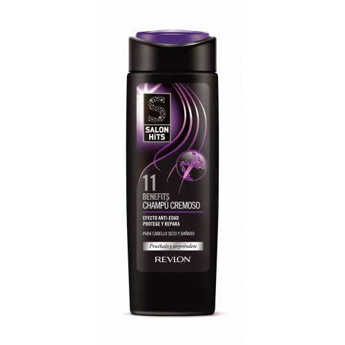 Salon Hits 11 Benefits Shampoo