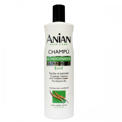 Professional 2 in 1 shampoo
