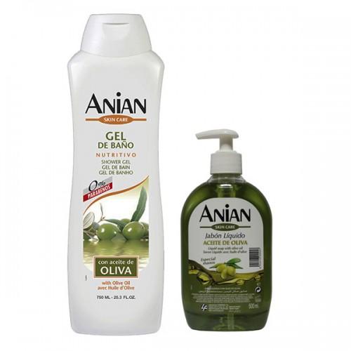 Promotion Olive Anian