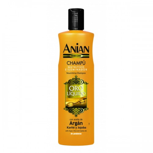 Nourishing Shampoo with Argan Shea and Jojoba Oil