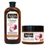 Pack Shampoo and Mask with onion extract