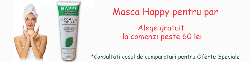 oferta masca happy