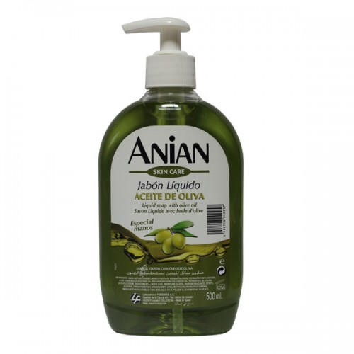 Liquid Soap with Olive Oil