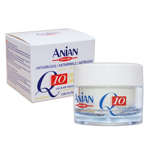 Anian Q10 anti-wrinkle day cream