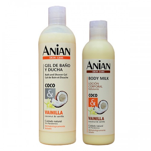 Promotion Coconut and Vanilla Anian