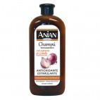 Shampoo with onion extract