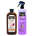 Pack Shampoo with onion extract and Multi–repair Rejuvenating Conditioner