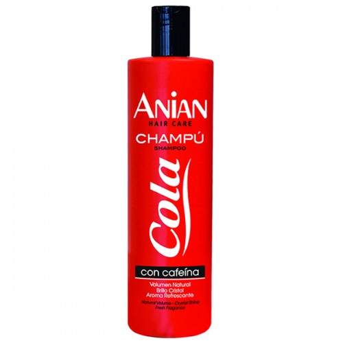 Anian Cola Shampoo with Caffeine