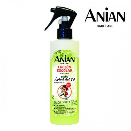 School lotion with tea tree oil
