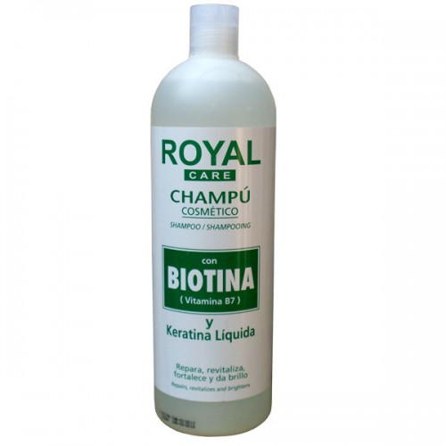 Sampon Royal cu Biotina