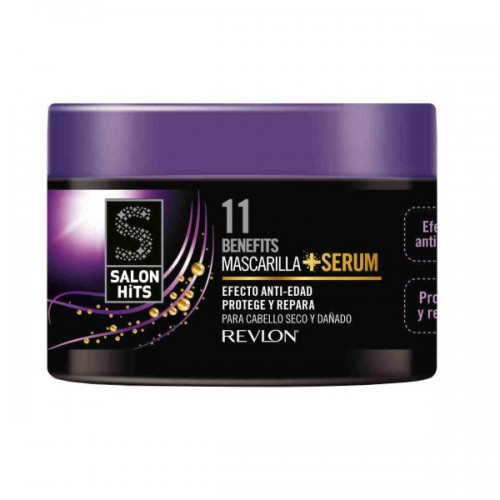 Salon Hits 11 Benefits Mask