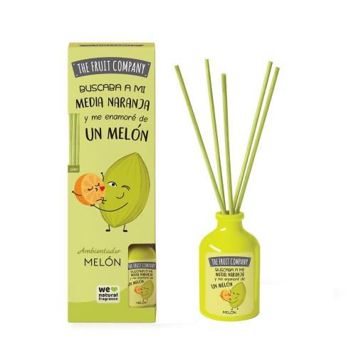 Odorizant cu Betisoare Fruit Company Pepene Galben 40 ml