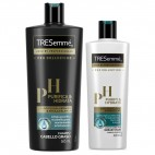 Tresemme Set Sampon & Balsam Purify & Hydrate