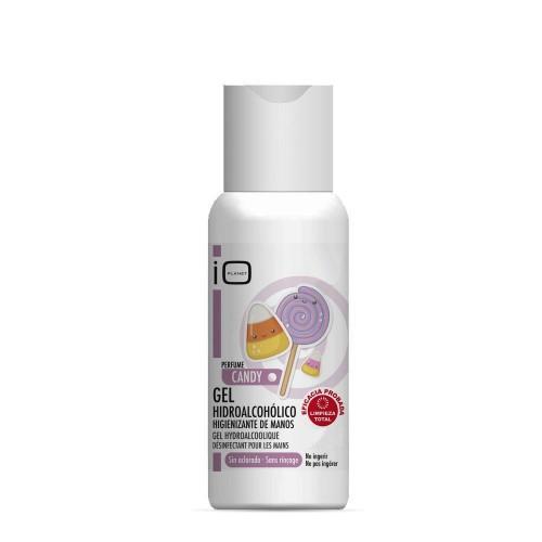 IO Planet Gel Hidroalcoolic Igienizant cu parfum Candy 100 ml